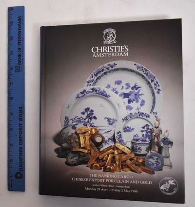 Amsterdam: Christie's Amsterdam, 1986. Hardcover. G+ (some shelf wear along bottom of cover and corn...