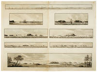 [8 Navigational Profiles near Nova Scotia}: Appearance of the Land from the White Islands to St. Marys River taken two Leagues off Shore; The Entrance of Milford Haven at the Head of Chedabucto Bay; The Entrance of Port Bickerton bearing N. W.; A View taken off the Entrance of Beaver Harbor Bald Isle bearing E, 150 N; A View taken in the Offing of Beaver Harbour Bald Isle bearing W. by S. 3/4 S. distant 3/4 of a Mile; Appearance of the Shore to the Westward of Canso Cranberry Isle bearing N. by E. 1/2 E. distant 4 Miles; C. Bald Isle bearing N. 1/2 E. The Beaver Isles; Appearance of the S. E. Point of Nove Scotia taken from Canso Island Shewing the distant Land of Richmond Isles the Gut of Canso &c