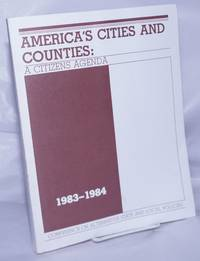 image of America's Cities and Counties: A Citizens Agenda, 1983-1984