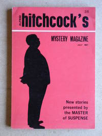 Alfred Hitchcock's Mystery Magazine. Volume 1. No. 3. July 1967.