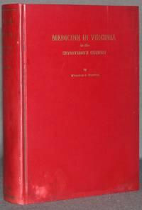 image of MEDICINE IN VIRGINIA IN THE SEVENTEENTH CENTURY