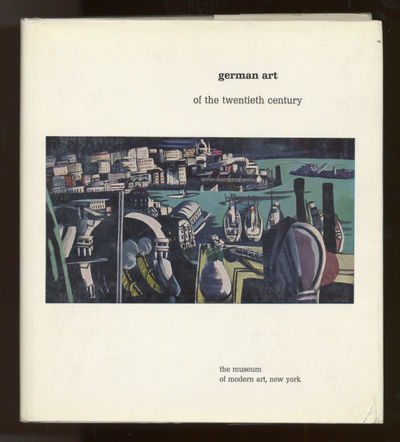 New York: Museum Of Modern Art, 1957. Hardcover. Near Fine/Very Good. First edition. Near fine in a ...
