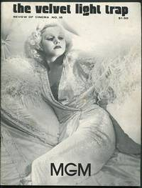 The Velvet Light Trap (No. 18, Spring 1978) [special issue: MGM; cover,  Jean Harlow]