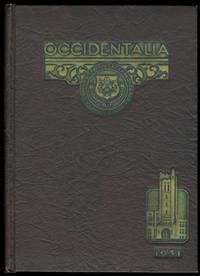 THE OCCIDENTALIA 1931.