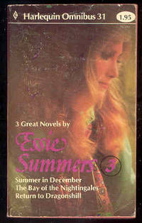 Harlequin Omnibus #31, SUMMER IN DECEMBER, THE BAY of the NIGHTINGALES, RETURN to DRAGONSHILL