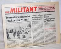 image of The Militant. Volume 69, No. 38, 2005