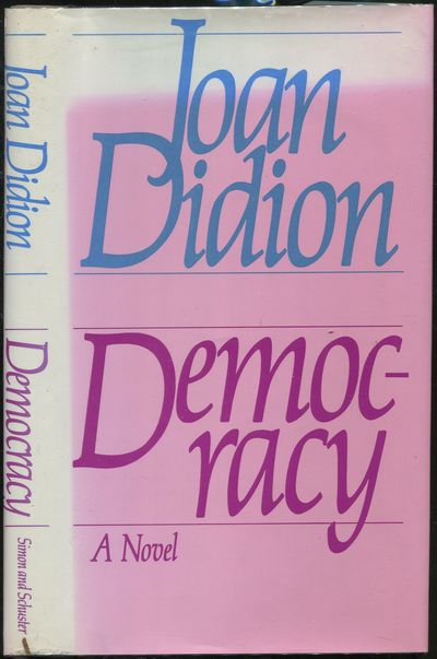 New York: Simon and Schuster, 1984. Hardcover. Near Fine/Very Good. First edition. Remainder mark, n...