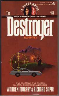 image of Blood Ties (Destroyer #69)