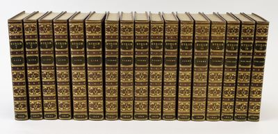 London: John Murray, 1832-33. FIRST COMPLETE EDITION. 170 x 106 mm. (6 3/4 x 4 1/4