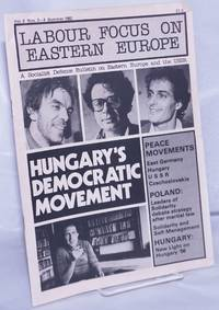 image of Labour Focus on Eastern Europe; A Socialist Defence Bulletin on Eastern Europe and the USSR Vol. 5, Nos. 3-4 Summer 1982