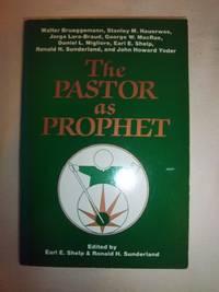 The Pastor as Prophet