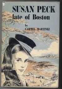 SUSAN PECK LATE OF BOSTON