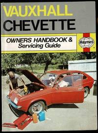 image of Vauxhall Chevette Owner's Handbook & Servicing Guide