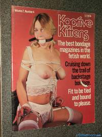 Kaptive Kittens Vol 2 #4 (1981) Magazine