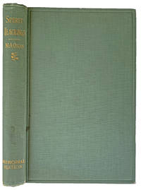 Spirit Teachings through the Mediumship of William Stainton Moses.