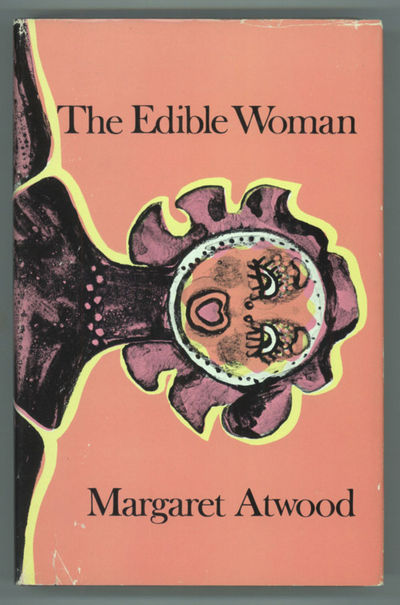 collectible copy of The Edible Woman