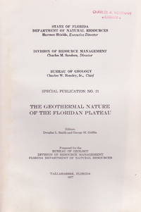 The Geothermal Nature of the Floridan Plateau (Special Publication No. 21)