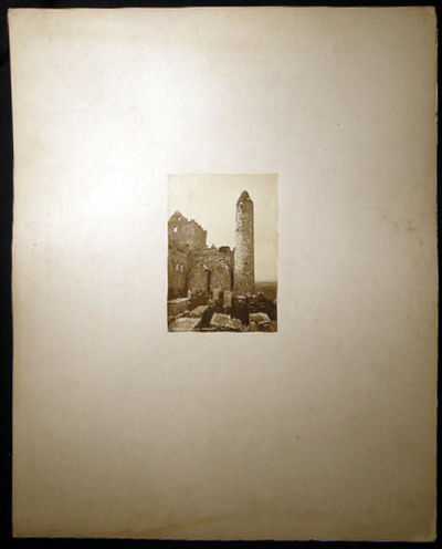 Ireland: No Photographer Noted, 1870. An albumen process photographic image of this view in Ireland;...