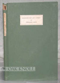 NORWEGIAN EX LIBRIS by  Gerhard Gade - Hardcover - 1917 - from Oak Knoll Books/Oak Knoll Press and Biblio.co.uk