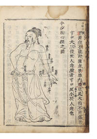 Title at beginning of text: Jushikei Hakki [trans.: Expression of the Fourteen Meridians];...