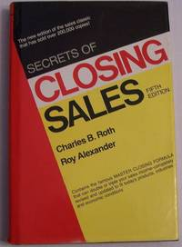 image of Secrets of Closing Sales