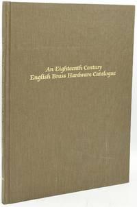 AN EIGHTEENTH CENTURY ENGLISH BRASS HARDWARE CATALOGUE