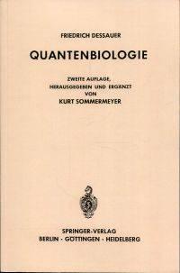 Quantenbiologie.