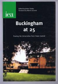 Buckingham at 25, Freeing the Universities from State Control