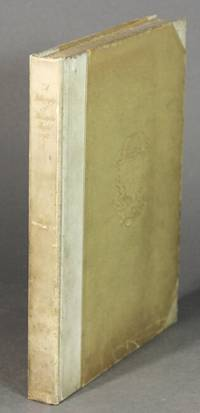 """A bibliography of """"The Complete Angler"""" of Izaak Walton and Charles Cotton: being a chronologically arranged list of the several editions and reprints from the first edition MDCLIII until the year MCM"""