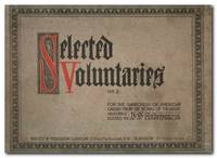 image of Selected Voluntaries No. 2 For The Harmonium Or American Organ From the  Works of the Great Masters