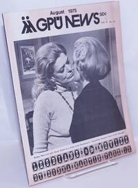 image of GPU News vol. 4, #10, August 1975: Lesbians in the Movies