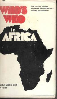 Who's Who in Africa.  The political, military and business leaders of Africa.