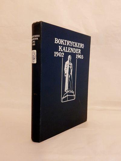 Boktryckeri-Kalender 1902-1903.