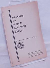 image of Introducing the World Socialist Party