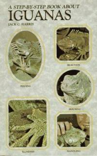 A Step by Step Book about Iguanas