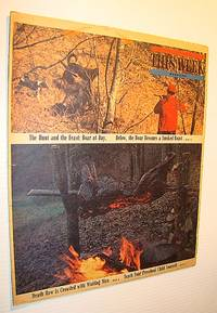 This Week Magazine, September 28, 1969 - Insert to the Boston Sunday Herald: Cover Color Photos of Wild Boar Being Shot Then Roasted