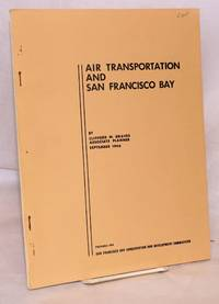 Air transportation and San Francisco bay, September 1966