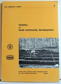 Forestry for Local Community Development
