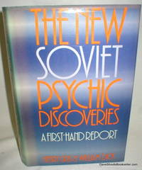 image of The New Soviet Psychic Discoveries