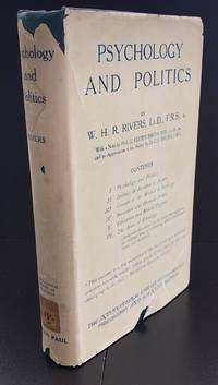 Psychology and Politics And Other Essays : With The Scarce Original Wrapper