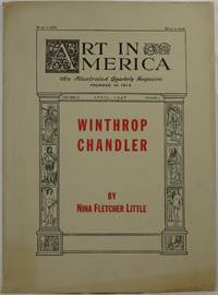 Winthrop Chandler (Art in America, Vol 35, No 2, April 1947)