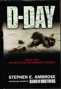 image of D-Day: June 6, 1944: The Climatic Battle of World War II
