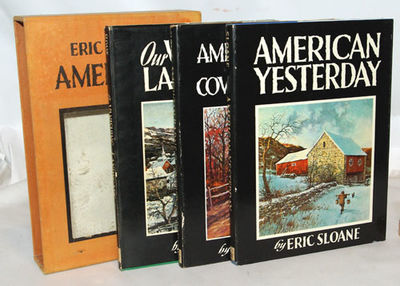 New York: Wilfred Funk, Inc, 1956,1954 & 1955. 7th, 9th and 7th printings. All three volumes of this...