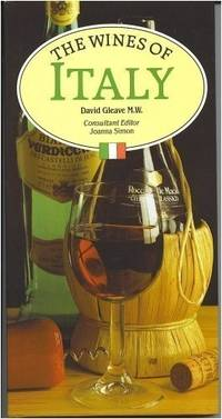 image of WINES OF ITALY (Wines of the world)