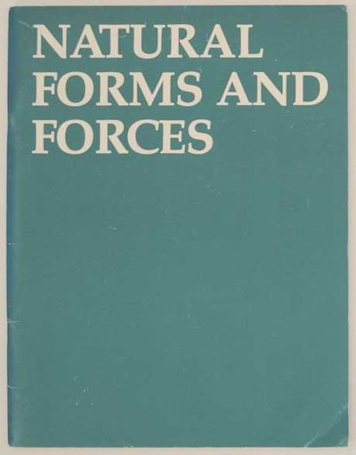 Cambridge, MA: MIT Committee on the Visual Arts, 1986. First edition. Softcover. Exhibition catalog ...