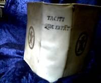 C. Cornelii Taciti [Opera] quae extant. Marcus Zueris Boxhornius Ecensuit & animadversionobus...