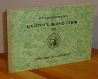 image of Official Livestock Brand Book, State of Washington 1980