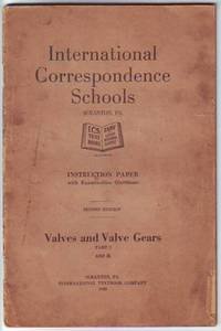Valves and Valve Gears, Part 2, Instruction Paper with Examination Questions
