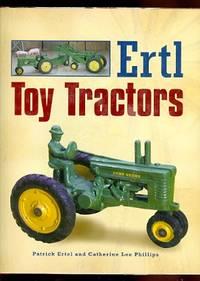 image of ERTL TOY TRACTORS.