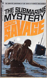 The Submarine Mystery: Doc Savvage 63